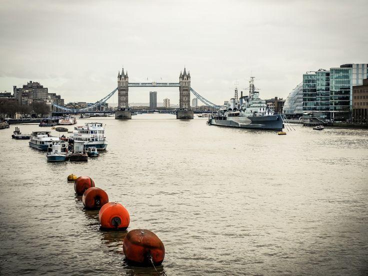 5h em Londres! - A Path to Somewhere