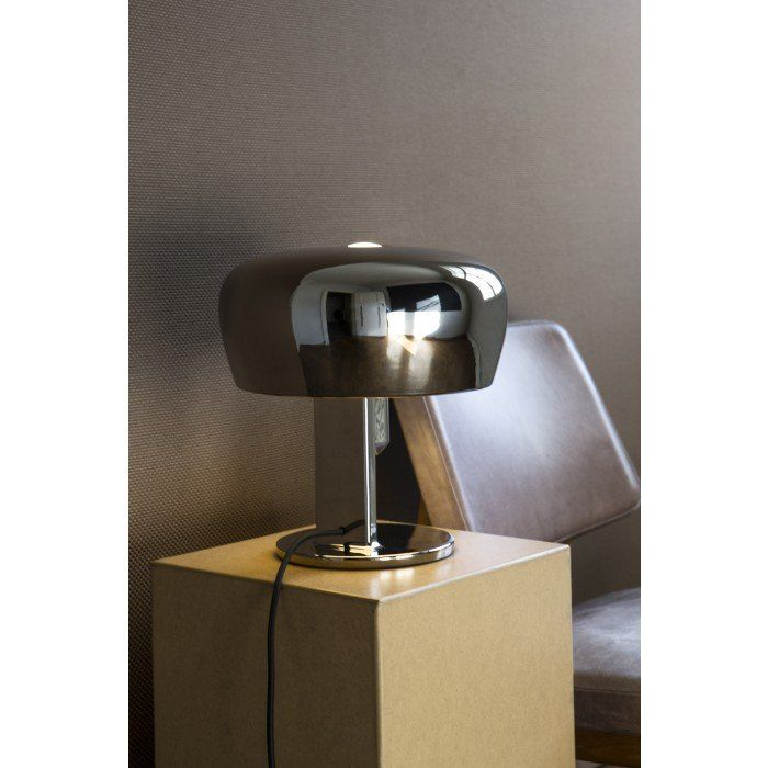 Coppola T Table Lamp Steel Structure LED Light by Formagenda Online Sales 68a1389cf9d9