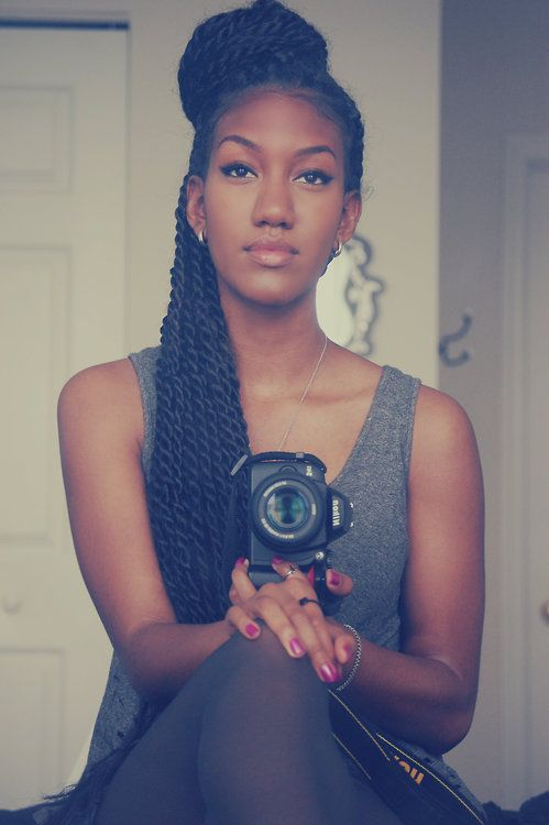 88 best kinky twists and braids long images on pinterest senegalese twists updo hairstyles pmusecretfo Choice Image