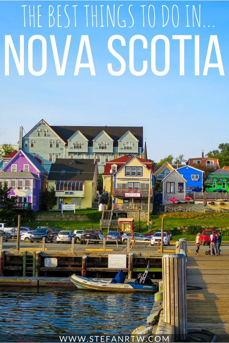 the ultimate list of things to do in nova scotia | bucket list