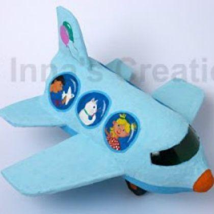 Plastic Bottle Craft Ideas For Kids