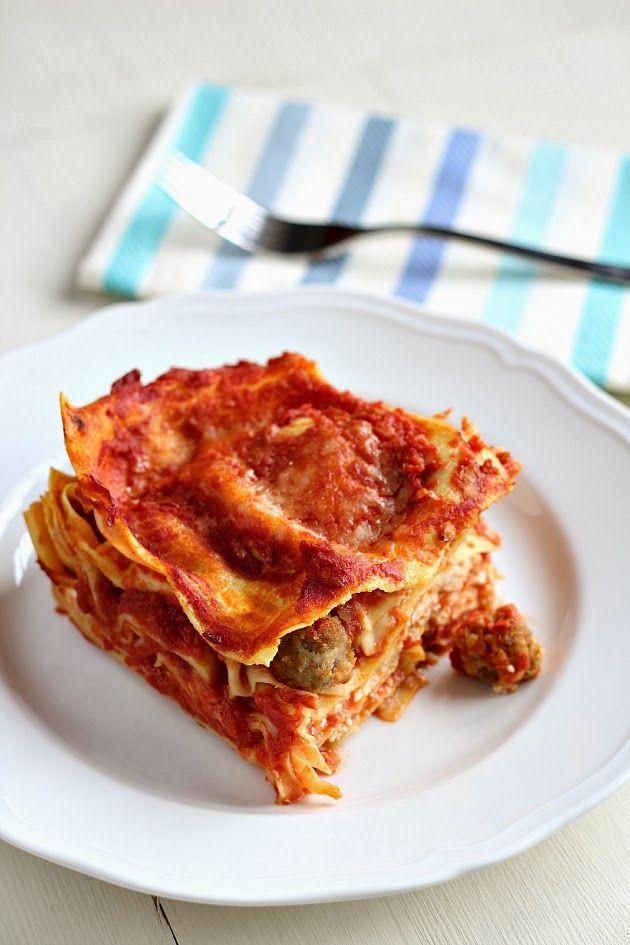 ChiarapassionLa lasagna Napoletana e il ragù con le bracioleby Chiarapassion