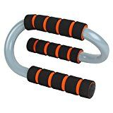 Strauss S Shape Push Up Bar Pair (Black/Orange)STRAUSS4247% Sales Rank in Sports Fitness & Outdoors: 228 (was 9913 yesterday)(22)Buy: Rs. 474.00 Rs. 399.002 used & new from Rs. 399.00 (Visit the Movers & Shakers in Sports Fitness & Outdoors list for authoritative information on this product's current rank.)