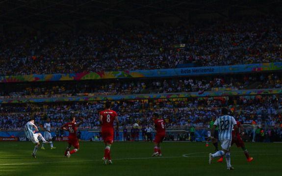 91st-Minute Winning Golazo! Lionel Messi (Argentina) vs Iran