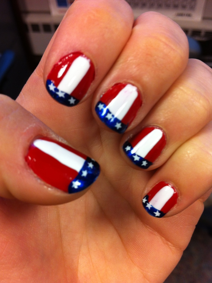 1000+ Images About Soccer Nails On Pinterest