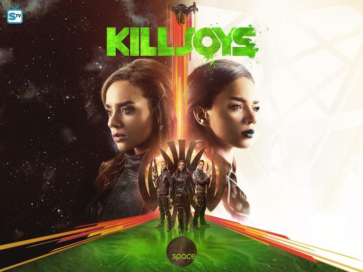 KILLJOYS Season 3