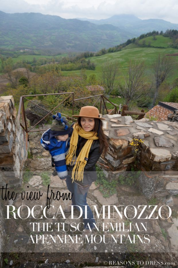TRAVEL ITALY WITH KIDS Mountain Girl – A day in the Tuscan-Emilian Apennine Mountains » Reasons to Dress