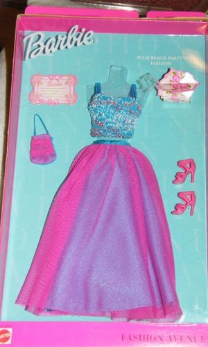 2001 Barbie Metro Style 'Palm Beach Party' Fashion Avenue 25701 NRFP | eBay