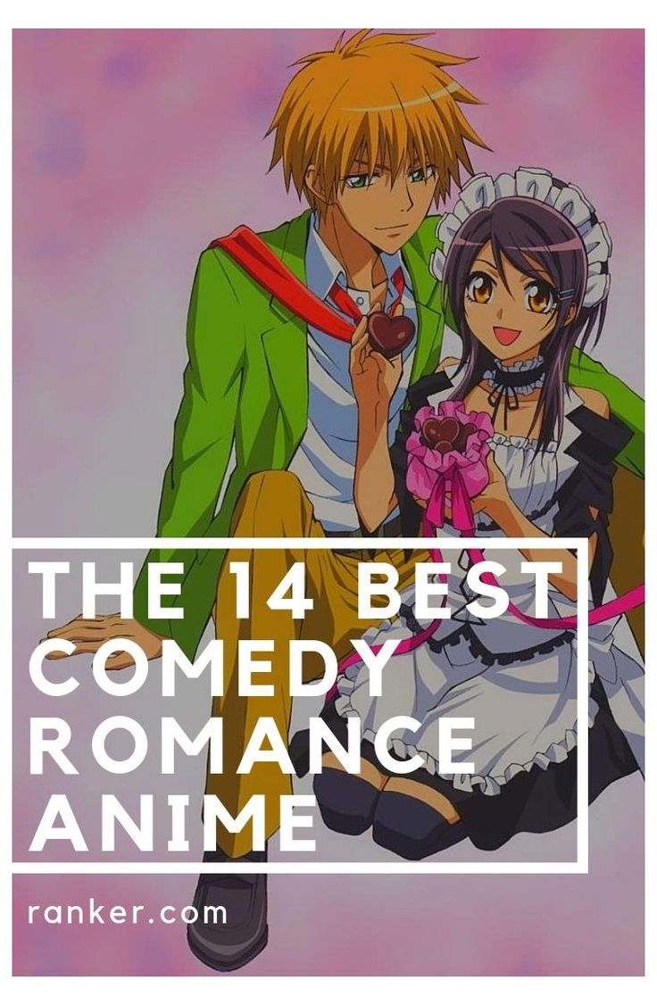 14 Romantic Comedy Anime TV shows anime list to watch