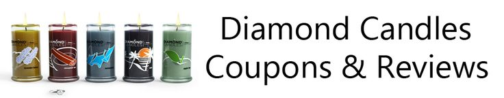 Get Discounts on your diamond candles and more! #diamondcandles #rings #win #candle #coupons