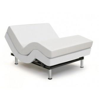 Anacapa Mattress with V400 Adjustable Base with Massage