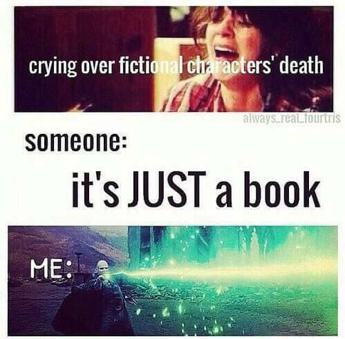 It's not just a book ever