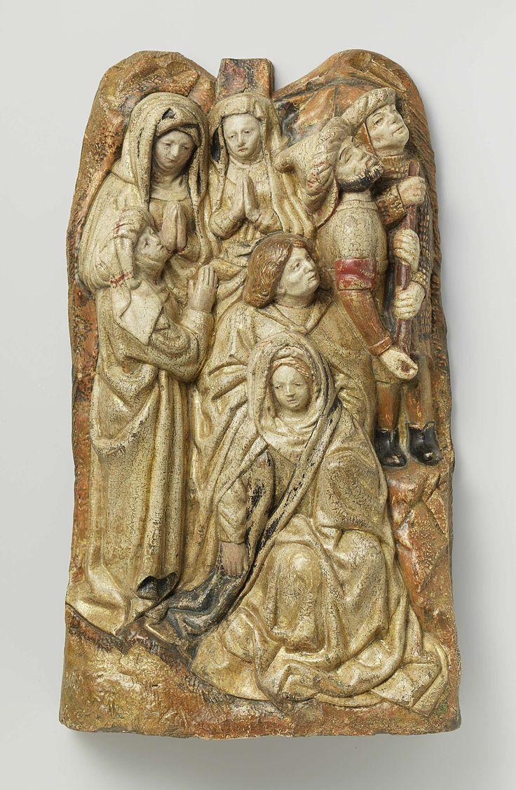 Bezwijming van Maria, anoniem (Utrecht), ca. 1470
