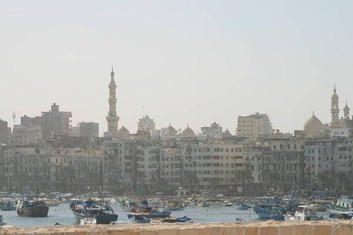 https://flic.kr/p/5Z9e5Z | Giro del Mondo Alessandria Egitto domenica 25 gennaio 2009 www.elbaeumberto.com