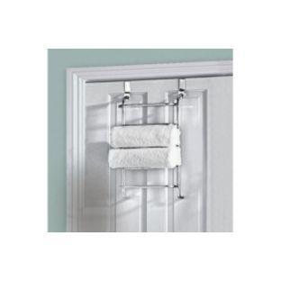 5 Tier Over Door Towel Rail Chrome Plated At Argos Co Uk Over The Door Towel Rack