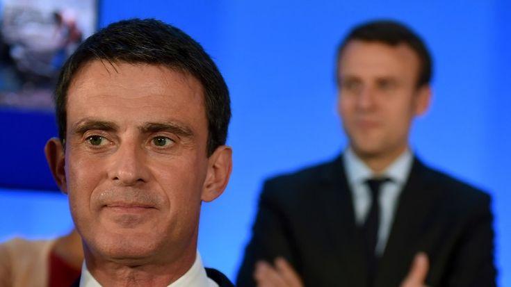 Trahison pour la gauche, clarification selon LR et le FN : le soutien de Valls à Macron fait réagir