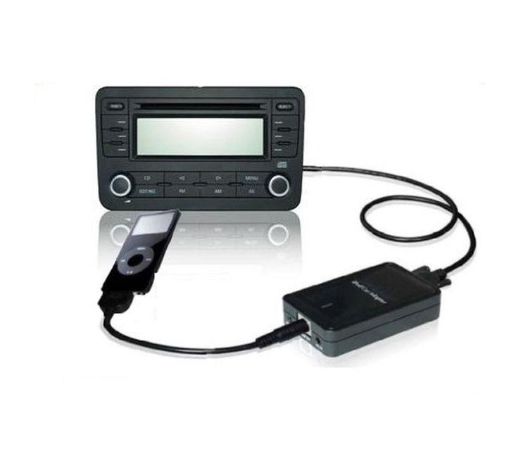 iPhone iPod AUX Adapter Interface VW Audi RCD 200 210 300 310 500 DMC 12pol in Auto & Motorrad: Teile, Hi-Fi & Navigationsgeräte, Terminal & Verkabelung   eBay