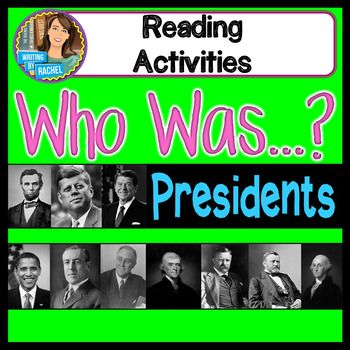 Who was...? Books Presidents includes: Who was George Washington? Who was Thomas Jefferson? Who was Abraham Lincoln? Who was Ulysses S. Grant? Who was Theodore Roosevelt? Who Was Woodrow Wilson? Who Was Franklin D. Roosevelt? Who was John F. Kennedy? Who was Ronald Reagan?