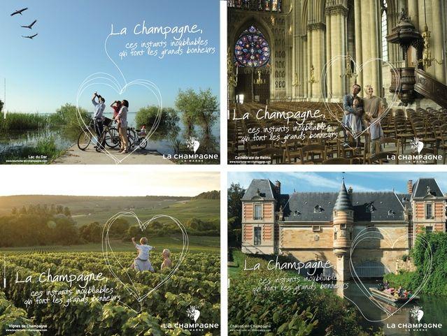 Une campagne de publicité à la télévision pour vendre la Champagne - France 3 Champagne-Ardenne