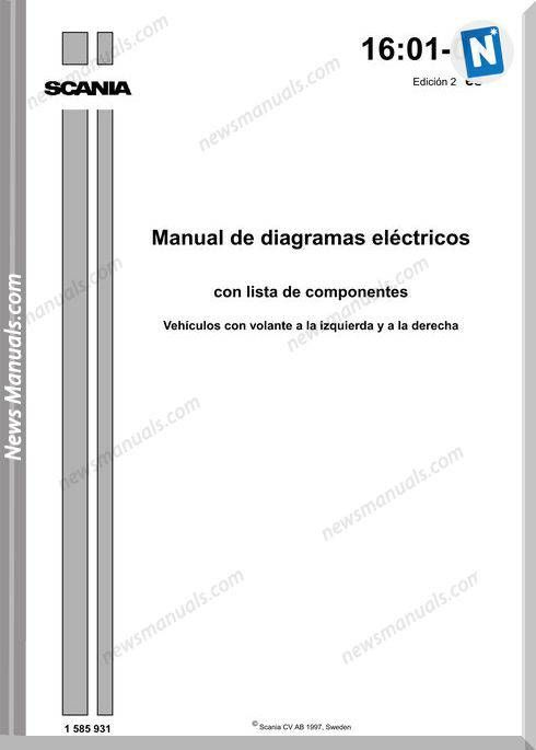 scania diagramas electricos 97 2002   wiring diagram   diagram, circuit v�  pdf