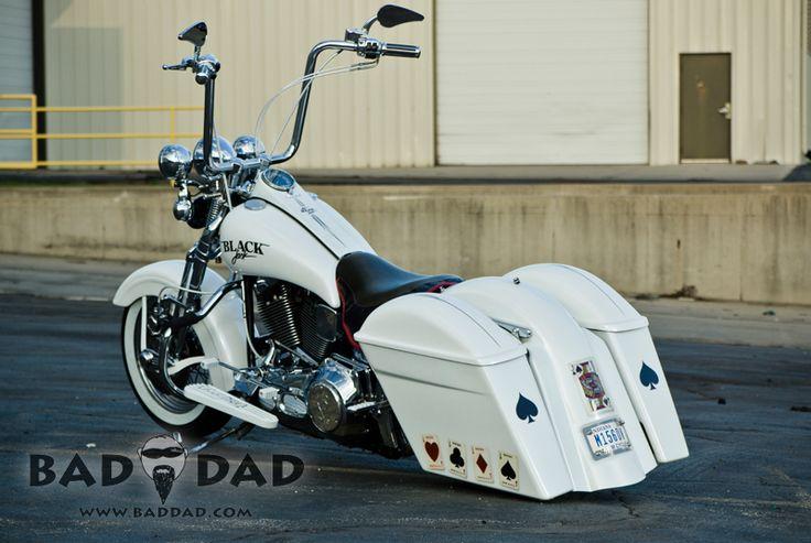 Bad Dad | Custom Bagger Parts for Your Bagger | Baggers :: Darron's Springer