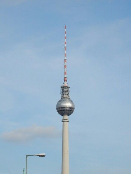 The television tower