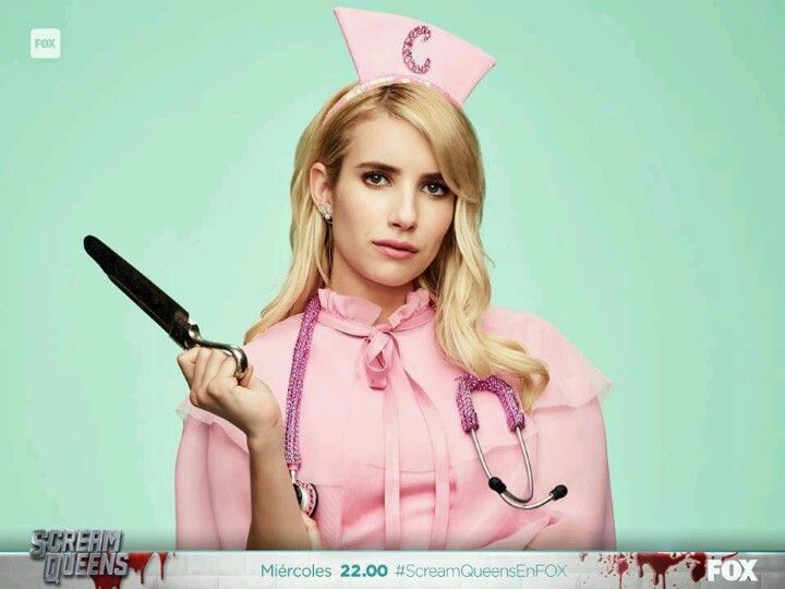 A 3 días del Estreno de la 2da. temporada de Scream Queens