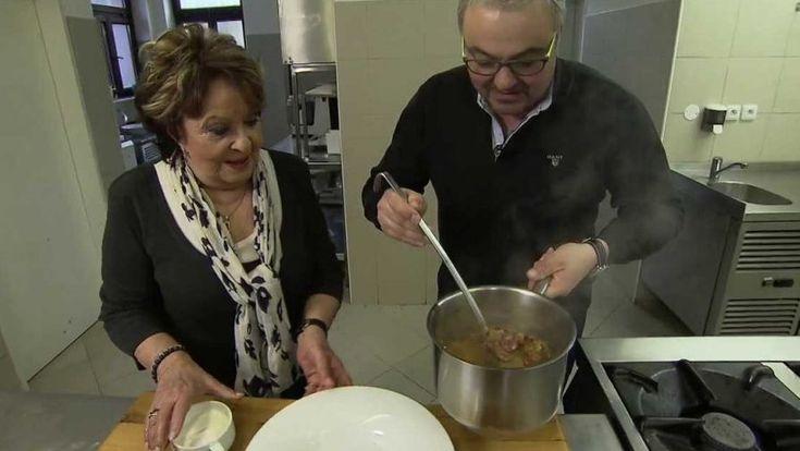 Zelná polévka Martina Zounara