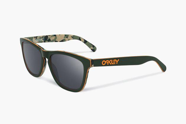 #Glasses... #Sunglasses... #Gafas... eric-koston-for-oakley