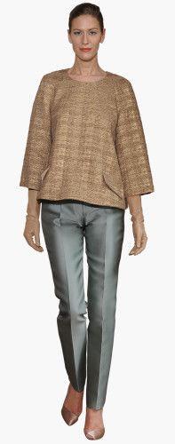NATAN | Autumn - Winter 2013 | Natan Couture | look #Natan #EdouardVermeulen