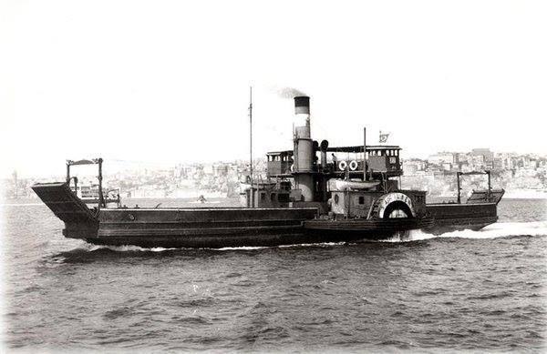Dünya'nın ilk araba vapuru Suhulet, 1871 yılında Üsküdar-Kabataş arasında çalışmaya başlamıştır.