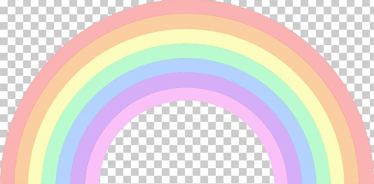 Pastel Rainbow Png Circle Color Colored Pencil Computer Icons Download Rainbow Png Pastel Rainbow Rainbow