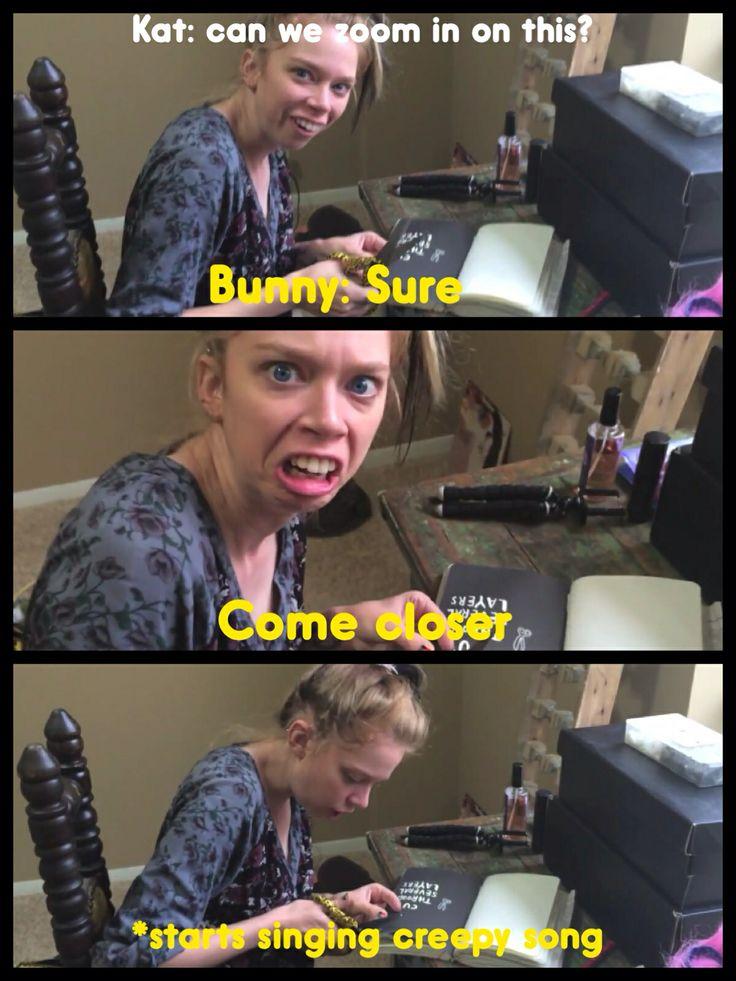 Grav3yardgirl yep perfect discription of her craziness :D