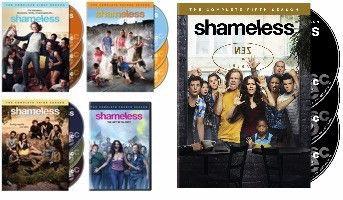 Shameless Seasons 1-5 (DVD)