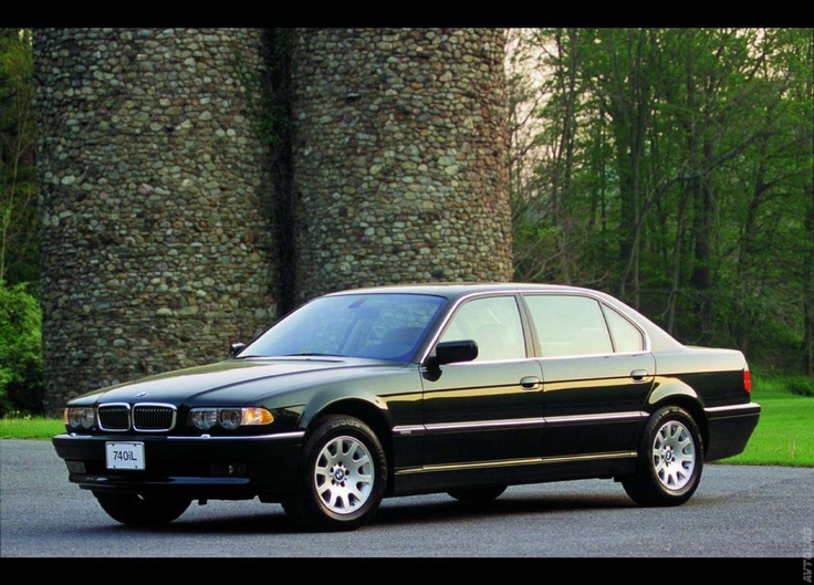 49 Best BMW E23 E32 E38 7series Images On Pinterest