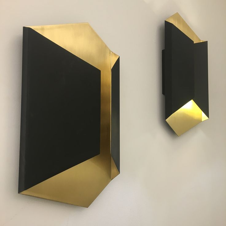 ORIGAMI SCONCE by Duistt