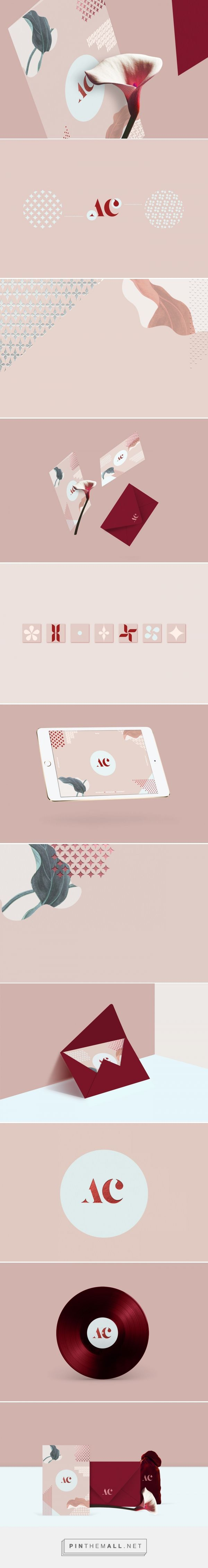 AC Branding by Maria Hdez on Behance | Fivestar Branding – Design and Branding Agency & Inspiration Gallery