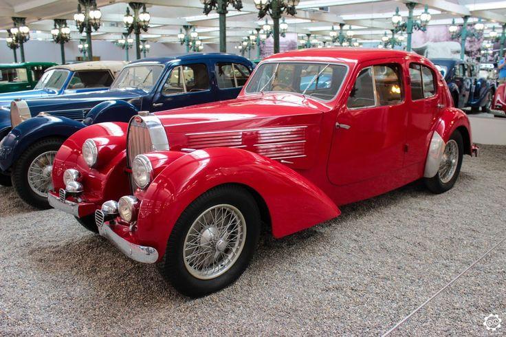 #Bugatti #Type57C #Galibier