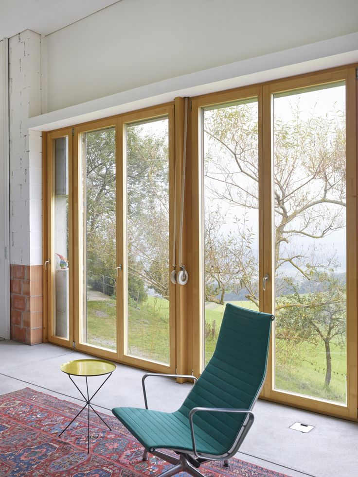 Atelierhaus Rumisberg – Peter Märkli