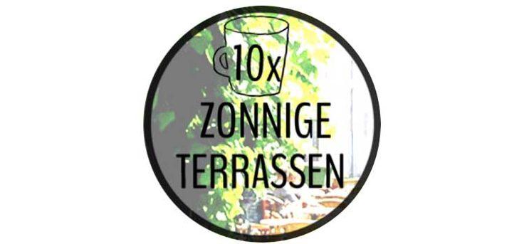 10 Fijne Terrassen in Den Bosch