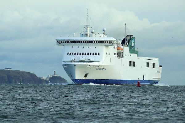 Irish Ferries: Epsilon