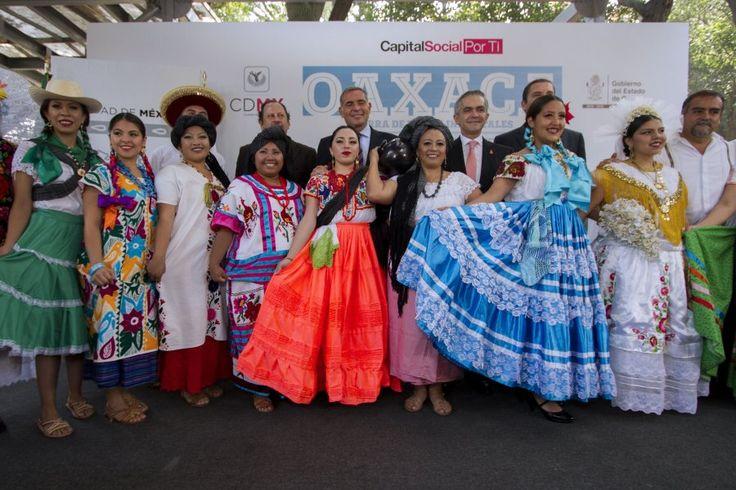 Un maravilloso viaje a Oaxaca desde la Galería de las Rejas de Chapultepec