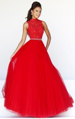 How Beautiful-MarieProm Red prom dresses UK for special Occasion Night