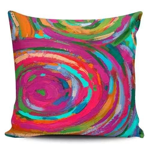 Cojin Decorativo Tayrona Store  Abstracto 40 - $ 43.900