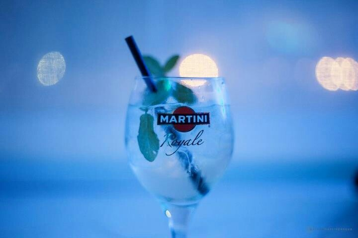 ...with Martini Royale