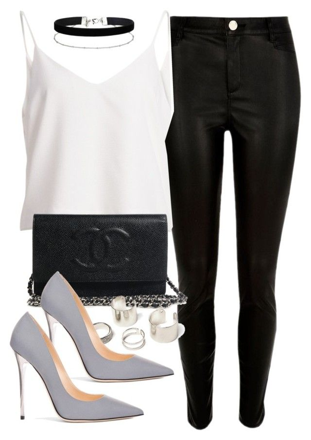 """""""Style  #10745"""" by vany-alvarado ❤ liked on Polyvore featuring River Island, Miss Selfridge and Jimmy Choo"""