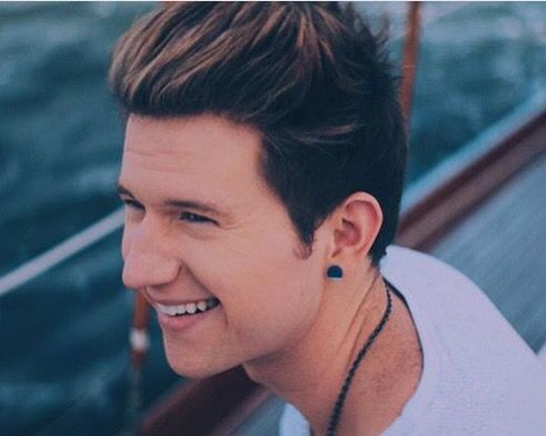 "[Ricky Dillon] ""Heya! I'm Ricky and I'm 17. I love singing, playing guitar, reading, and playing football. I'm really outgoing and friendly, so Coke say hi!"""