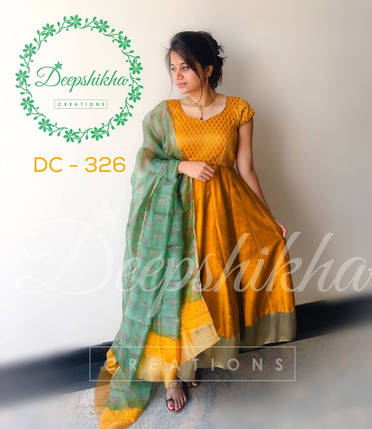 DC - 326 For queries kindly inbox or Email - deepshikhacreations@gmail.com Whatsapp / Call - +919059683293