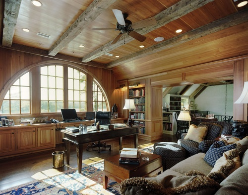 Traditional home office photos roll top desk design pictures remodel decor and ideas