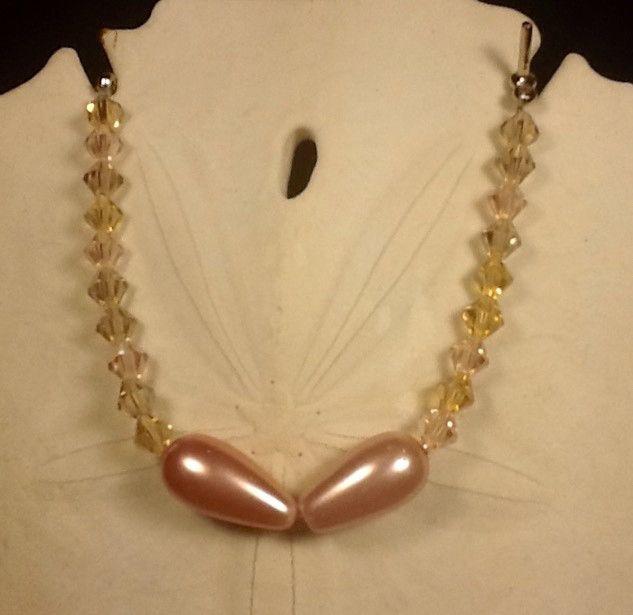 Dainty Pink Bracelet